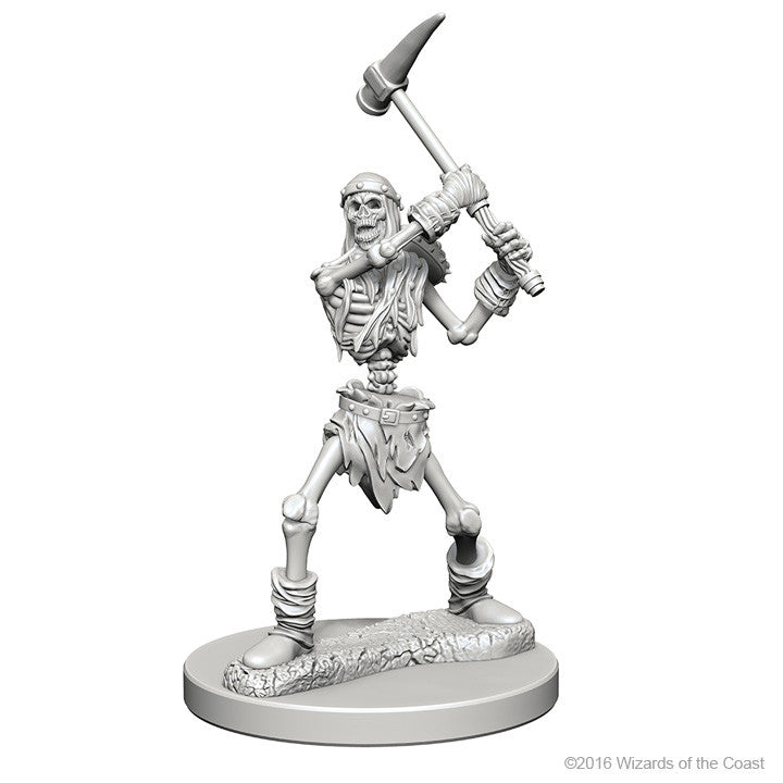 D&D Nolzurs Marvelous Unpainted Minis - Skeletons