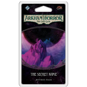 Arkham Horror LCG The Secret Name Mythos Pack
