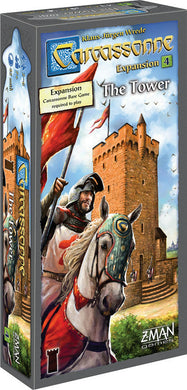 Carcassonne #4 - The Tower