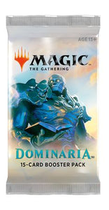 MTG: Dominaria Booster (Triple)