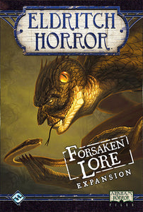 Eldritch Horror: Forsaken Lore