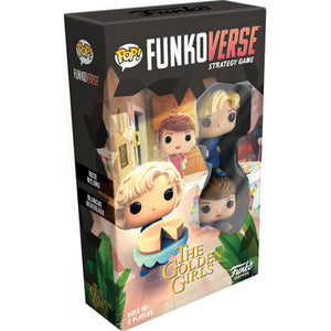 Funkoverse Strategy Game: The Golden Girls 2 Pack Set