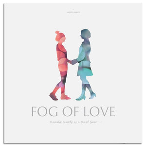 Fog Of Love Girl Girl Alternate Art Cover