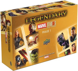 Legendary Marvel 10th Anniversary Edition