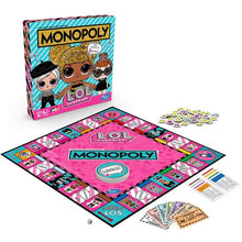 Monopoly LOL! Surprise