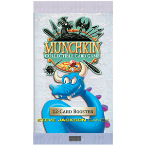Munchkin CCG: Booster Pack (Single)