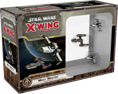 Star Wars X Wing Most Wanted