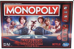 Monopoly Stranger Things Edition