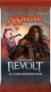 MTG: Aether Revolt Booster (Single)