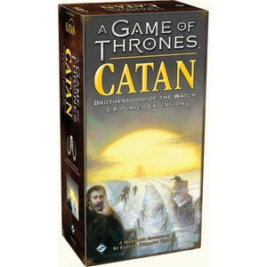 Catan Game of Thrones Brotherhood of the Watch 5&6 Player Extension