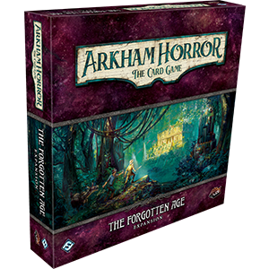 Arkham Horror LCG The Forgotten Age Deluxe Expansion