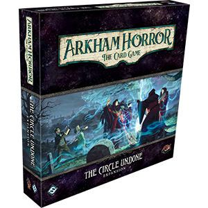 Arkham Horror LCG The Circle Undone Deluxe Expansion