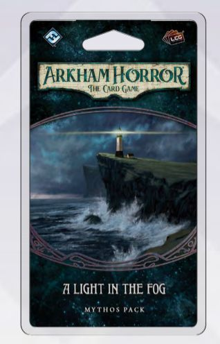 Arkham Horror LCG A Light in the Fog Mythos Pack