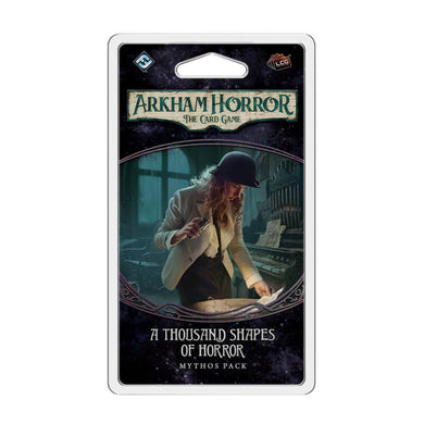 Arkham Horror LCG A Thousand Shapes of Horror Mythos Pack