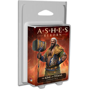 Ashes Reborn The King of Titans Expansion Deck