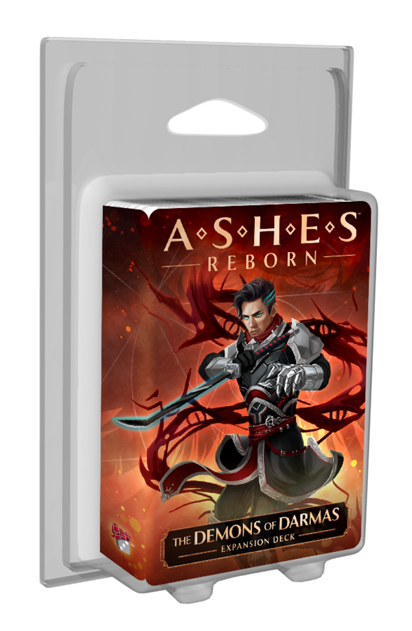 Ashes Reborn The Demons of Darmas Expansion Deck