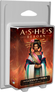 Ashes Reborn The Goddess of Ishra Expansion Deck