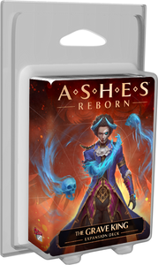 Ashes Reborn The Grave King Expansion Deck