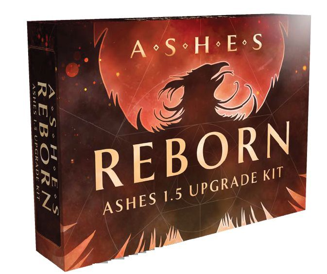 Ashes Reborn 1.5 Upgrade Kit