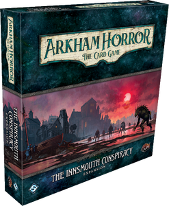 Arkham Horror LCG The Innsmouth Conspiracy Deluxe Expansion