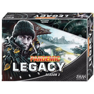 Pandemic Legacy Season 2: Black Box