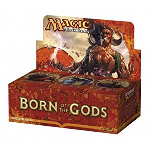 MTG: Born of the Gods Booster Box WHOLE
