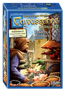 Carcassonne #2 - Traders & Builders