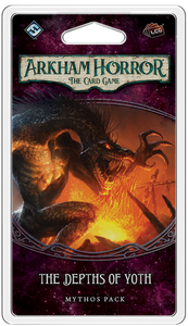 Arkham Horror LCG The Depths of Yoth Mythos Pack