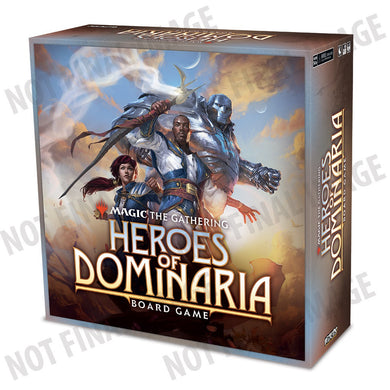 MTG: Heroes of Dominaria Board Game