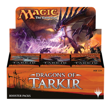 MTG: Dragons of Tarkir Booster Box Whole