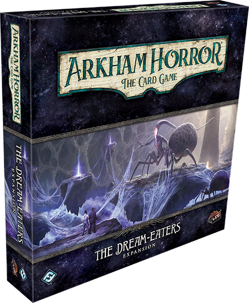 Arkham Horror LCG The Dream Eaters Deluxe Expansion