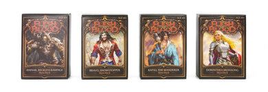 Flesh & Blood - Hero Deck 4 Pack