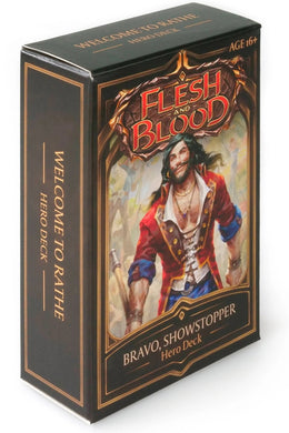 Flesh & Blood - Hero Deck Bravo, Showstopper