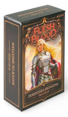 Flesh & Blood - Hero Deck Dorinthea Ironsong