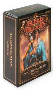 Flesh & Blood - Hero Deck Katsu, The Wanderer