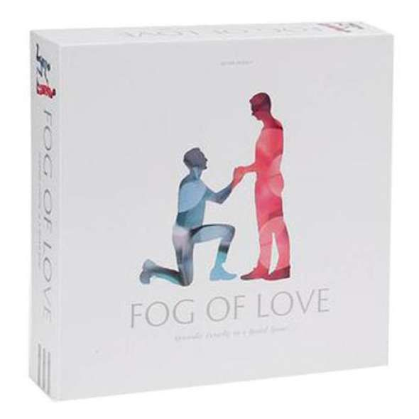 Fog Of Love Boy Boy Alternate Art Cover
