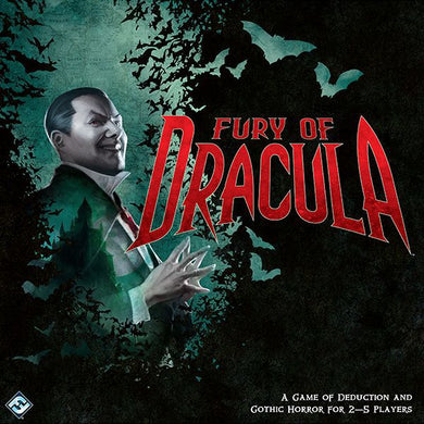 Fury of Dracula (4th Edition)