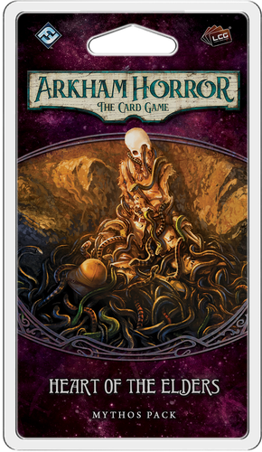 Arkham Horror LCG Heart of the Elders Mythos Pack