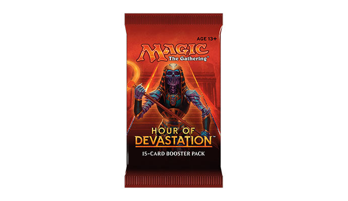 MTG: Hour of Devastation Booster (Single)