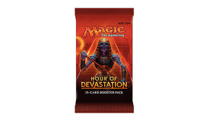 MTG: Hour of Devastation Booster (Triple)