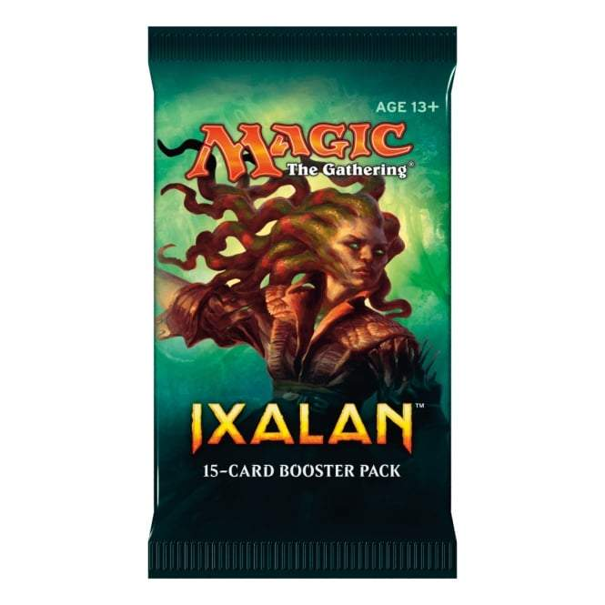 MTG: Ixalan Booster Pack (Single)