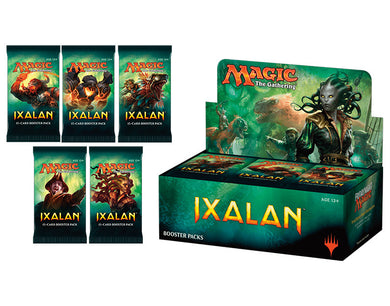 MTG: Ixalan Booster Box Whole