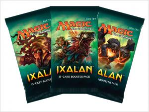 MTG: Ixalan Booster Pack (Triple)