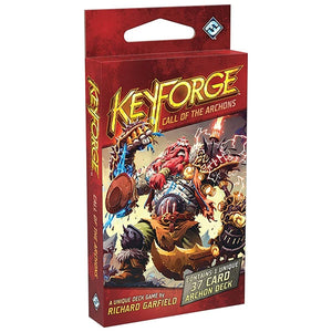 Keyforge Call of the Archons Single Deck