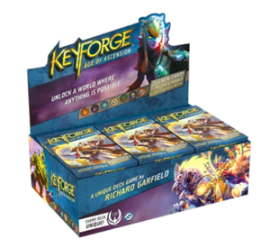 Keyforge Age of Ascension Deck Display