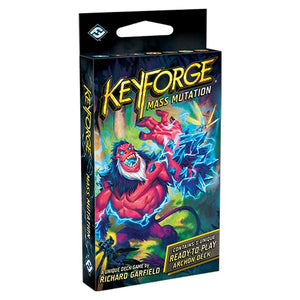 KeyForge Mass Mutation Single Deck