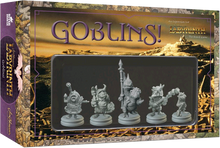 Labyrinth: Goblin Expansion
