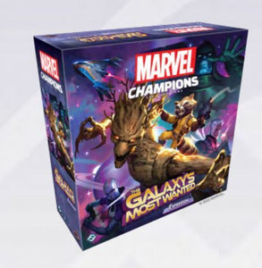 Marvel Champions LCG The Galaxy's Most Wanted Expansion