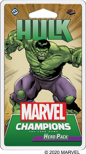Marvel Champions Hulk Hero Pack