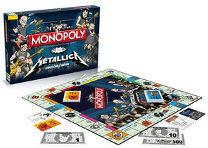 Monopoly Metallica Edition